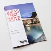 Nowy salon BALMA/Rehau w IDEAS THAT MOVE